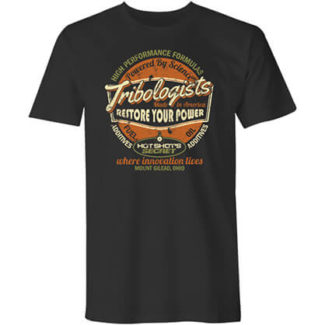 apparel tshirt tribologists