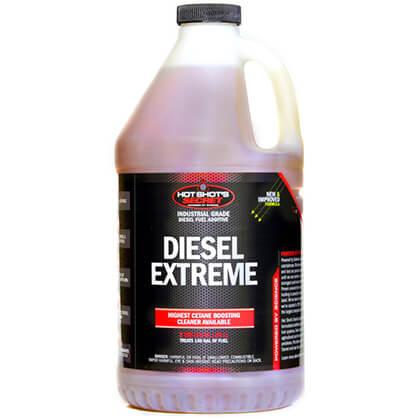 Diesel Extreme Fuel Additive Injector Cleaner Hot Shots Secret