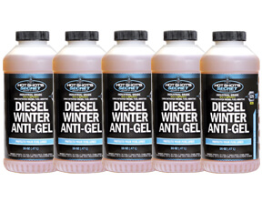 Diesel Winter Anti-Gel 5-Pack Special