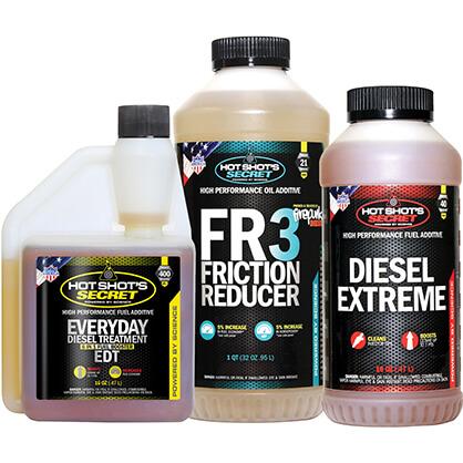 Best BMW Diesel Additives - Hot Shot's Secret®