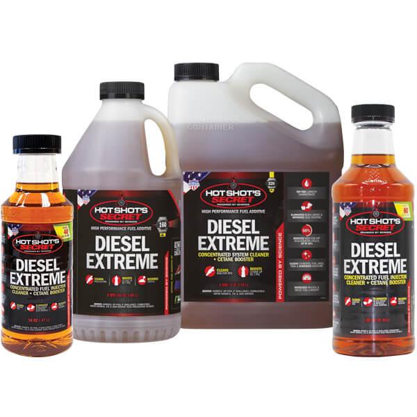 Hot Shot S Secret Diesel Extreme Diesel Extreme Fuel Additive