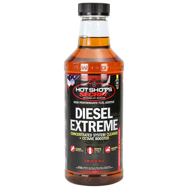 Hot Shot S Secret Diesel Extreme Diesel Extreme Fuel Additive